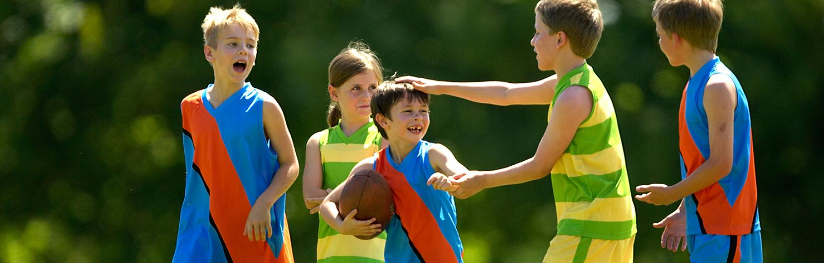 WHY IS SPORT SO IMPORTANT FOR OUR KIDS?