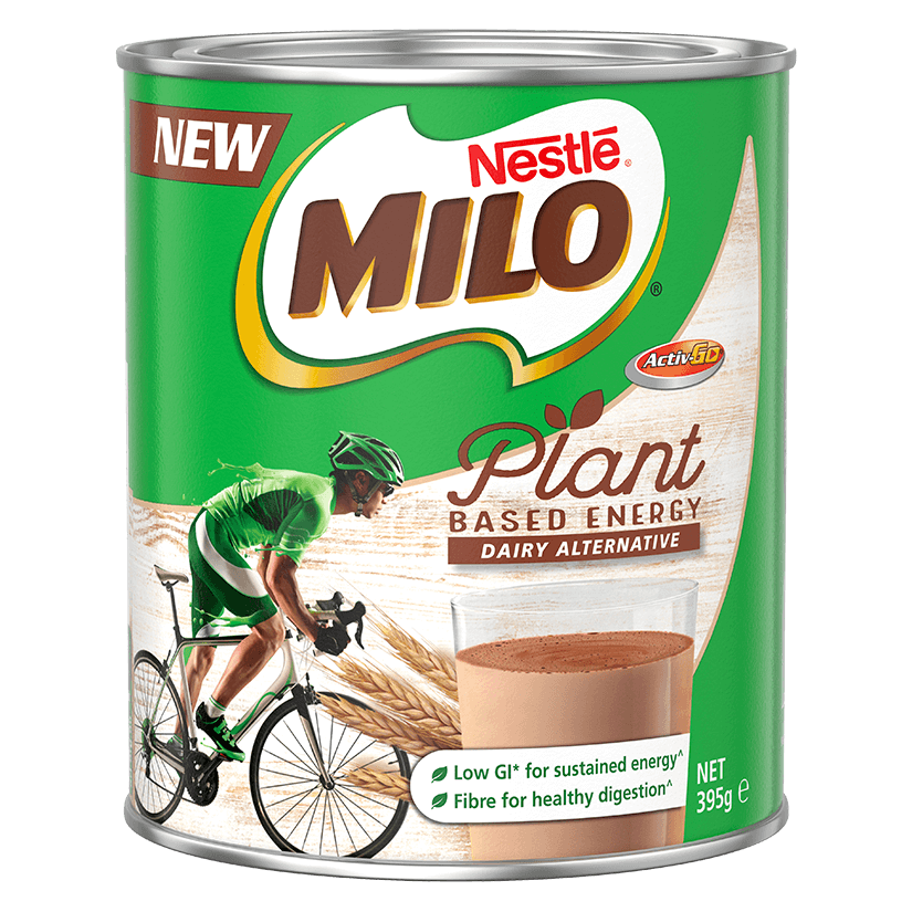 New MILO® Plant Based launches